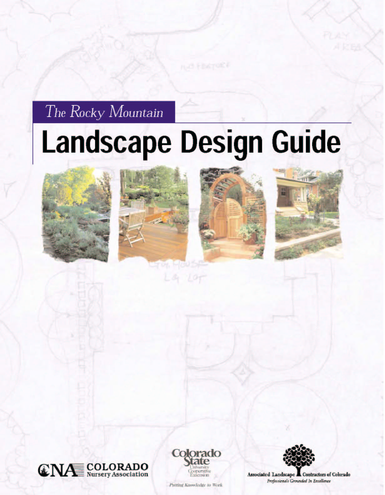 Rocky Mountain Plant Design Guide